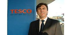 Tesco Finance Director Laurie McIlwee Has Resigned