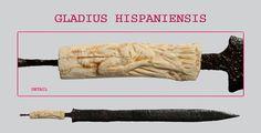 """Ecco uno splendido """"Gladius"""" in esposizione per """"Legio. Mostra Armi Romane"""" dal 21 al 23 aprile 2017, in occasione del Natale di Roma. Scoprilo Ora!"""