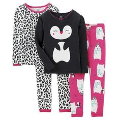 Just One You™ Made by Carter's® Girls' Sleep Set - Pink