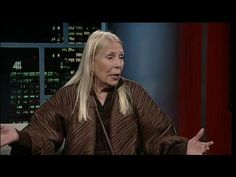 """2014 Joni Mitchell interview by Tavis Smiley. Mitchell speaks of:  her 4-CD box set, """"Shadows & Light"""" w/ 53 re-mastered songs w/ beautiful liner notes including her art. Mitchell speaks about her career, personal life, how they chose the 53 tracks…"""
