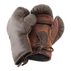 Guantes de boxeo Vintage