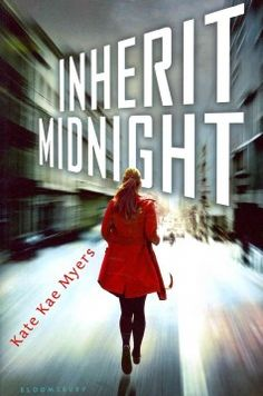 Inherit Midnight by Kate Kae Myers - Avery is less than excited when her grandmother ropes her into a competition to determine who inherits the VanDemere family fortune, until a chance to gain information about her mother motivates Avery to try to win the game.