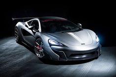 殺氣更勝老大哥 Vorsteiner打造《McLaren 570-VX》展翅迎接2016 SEMA改裝盛會| 國王車訊 KingAutos