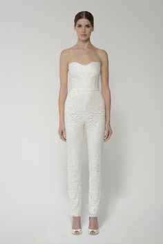 shop this ready to wed jumpsuit and more at moniquelhuilliercom moniquelhuillier