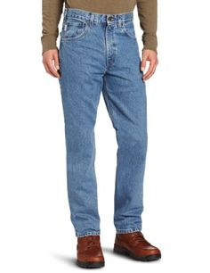 Men's Clothing - Carhartt Mens Traditional Fit Five Pocket Tapered Leg Jean B18 >>> You can get more details by clicking on the image. (This is an Amazon affiliate link)