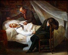 Ary Scheffer - Morte Di Géricault - 1824