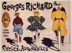 Affiches diverses et publicitaires anciennes