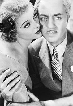 Myrna Loy & William Powell for The Great Ziegfeld (1936)