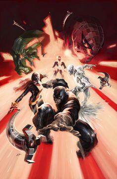 Marvel Comics, All New X-Men Special #1 by Alexander Lozano (Cover Artist) / Michael Costa (Writer) / Kris Anka (Artwork)