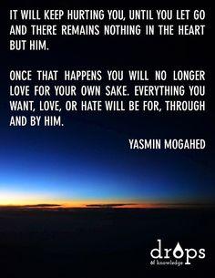 Yasmin Mogahed ---everyone should read her book.