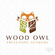 Wood Owl Academy Learning