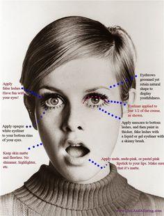 Fresh Makeup with 1960s Makeup with 1960s-makeup-look-5-Twiggy.jpg