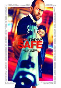 O Filme Safe estreia nesta sexta-feira (27)
