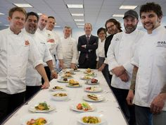 Two years after famed Chicago chef Charlie Trotter died of a stroke, his legacy lives on via the creation of The Trotter Project and an in-flight meal partnership with United Airlines.