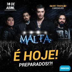 Banda Malta - Tchê Produções - Artistas e Eventos