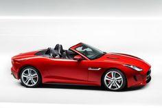 Jaguar F-Type Convertible Wallpaper