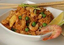Indonéská smažená rýže Chicken, Meat, Food, Essen, Meals, Yemek, Eten, Cubs