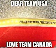 The 15 Most Unapologetic Canadian Responses To The Men's Olympic Hockey Win Against The U.S