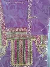 cotton kaftan/abeya/jilbab one size.full length Dark Mauve Shade