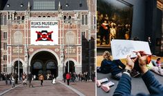 There's no better way to truly appreciate a piece of art than to try and recreate it in a hand drawn sketch, which is exactly why The Rijksmuseum in…