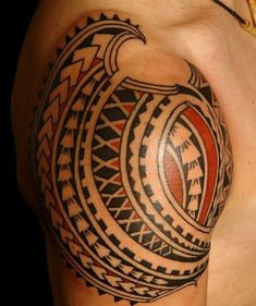 48 Coolest Polynesian Tattoo Designs #polynesiantattoosforearm