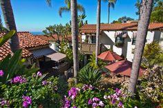 Casa Laguna Inn & Spa, Laguna Beach. Beautiful old mission restored and glorious!