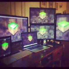 The Workstation of a Designer - Angel Ceballos