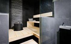 Lankkulaude 43x200 - Suomen Tervaleppä Master Bathroom, Tall Cabinet Storage, Stool, Bathtub, House Design, Interior, Koti, Furniture, Home Decor