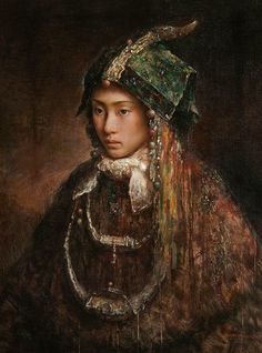 Artist: Tang   Wei Min, Title: High Holiday I - click to close window