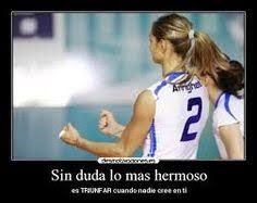 Resultado de imagen para voleibol frases Volleyball Quotes, Sports, Google, Volleyball Sayings, Exercises, Picture Wall, Poems, Girlfriends, Hs Sports