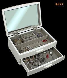 Všetko pre modernú domácnosť   homedesignsk.sk - Šperkovnica drevo dvojpodlažná STANDARD Turntable, Music Instruments, Record Player, Musical Instruments