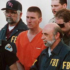 Timothy James McVeigh (April 23, 1968 / June 11, 2001) was a United States Army veteran and security guard who was convicted of bombing the Alfred P. Murrah Building in Oklahoma City on April 19, 1995. The bombing killed 168 people and was the deadliest act of terrorism within the United States prior to the September 11, 2001 attacks. He was convicted of 11 federal offenses, sentenced to death and executed on June 11, 2001.