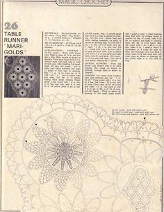 Magic Crochet Nº 11 - Edivana - Picasa Web Albums