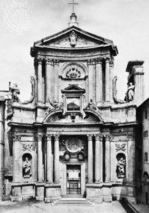 San Marcello, Carlo Fontana, Rome, 1683