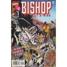 BISHOP: THE LAST X-MAN #9 | 1999-2001 | VOLUME 1 | MARVEL | X-Men