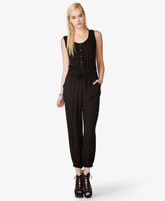 Womens playsuit, romper and jumpsuit | shop online | Forever 21 - 2030186010