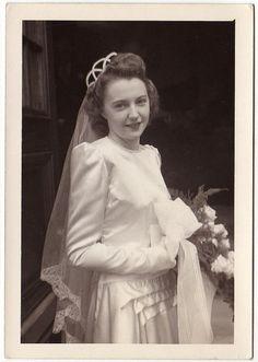 1940s #Treswedding