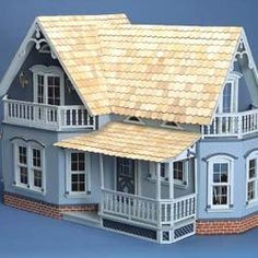 @Overstock - Now you can fulfill those ambitions on a modest with the lovely Magnolia dollhouse kit. This classic country farmhouse comes with two floors and four large rooms.http://www.overstock.com/Sports-Toys/Magnolia-Dollhouse-Kit/35729/product.html?CID=214117 $71.04