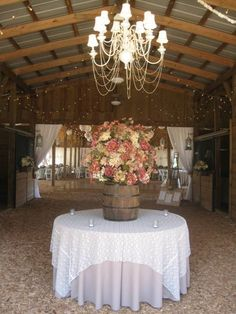 The Carriage House Stable | Cross Creek Ranch – All Inclusive Rustic Elegant Weddings in Florida