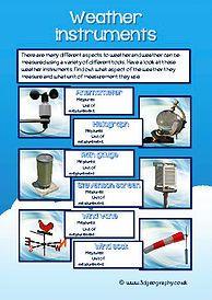 weather tools worksheet 4th grade weather pinterest worksheets weather worksheets and. Black Bedroom Furniture Sets. Home Design Ideas