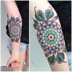 Tattoos by Katie McGowan