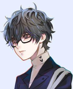 "oyakorodesu: ""looks like normal boy until smirking 6w6 """