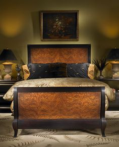 Karges Furniture, gorgeous, exquisite, made in the USA!