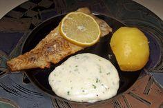 Petersiliensoße (lecker zu Fisch)