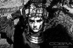 SAHARA'S GAZE Fashion and faces photography Portret photography Cobra Art Company Photographic art on plexiglas