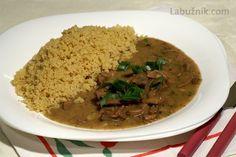 Ledvinky s rýží