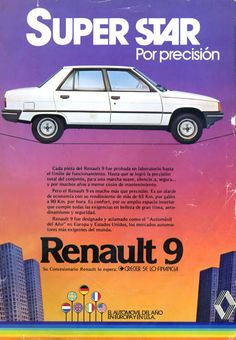 Renault 9..