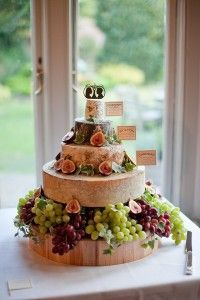 How To Make a Cheese Wheel Wedding Cake | Top Tips from Courtyard Dairy | Bridal…