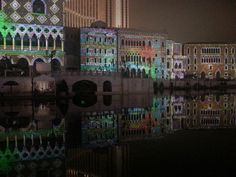 Colourful Macau @ Venetian