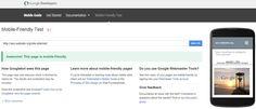 Apocalypse mobile par Google : mobile-friendly update du 21 avril 2015 Référencement Site Internet, Webmaster Tools, Apocalypse, Get Started, Google, 21st, Website, Learning, I Win